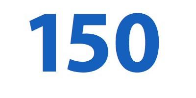 150 partuur aangemeld