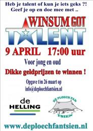 Winsum got talent