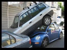 Komt u met de auto???